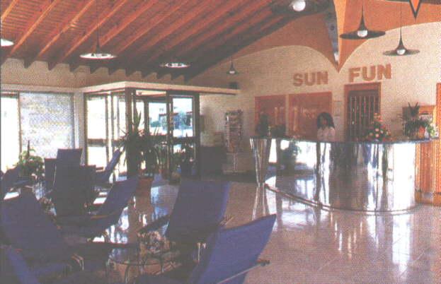 Anthea Hotel Apartments Ayia Napa Cyprus