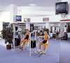 Adams Beach Hotel Gym, click to enlarge