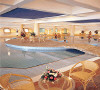 Indoor Pool at the Adams Beach Hotel in Ayia Napa, Cyprus, click to enlarge