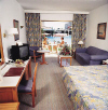 Aeneas Hotel Superior Room, click to enlarge this photograph