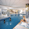 Aeneas Hotel Indoor Swimming Pool, click to enlarge this photograph