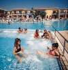Aeneas Hotel Pool Jaccuzzi, click to enlarge this photograph