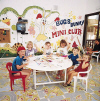 Mini Kids Club in the Aeneas Hotel, lots of fun for the children with supervised care and some free time for parents, click to enlarge this photograph
