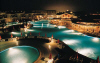 The Aeneas Swimming Pool by night, click to enlarge this photograph