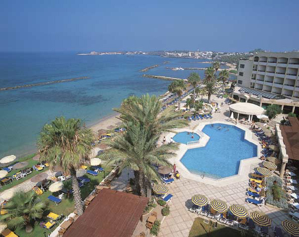 Alexander The Great Beach Hotel Paphos Cyprus