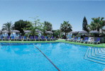 The Adults Pool at the Amathus Beach Hotel Limassol.