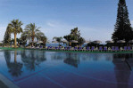 The Main Pool at the Amathus Beach Hotel