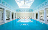 The Indoor Pool at the Anassa Hotel