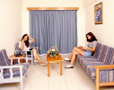 Anthea Hotel Apartments One Bedroom Apartments Lounge Area
