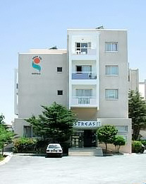 Astreas Hotel Apartments Protaras Cyprus
