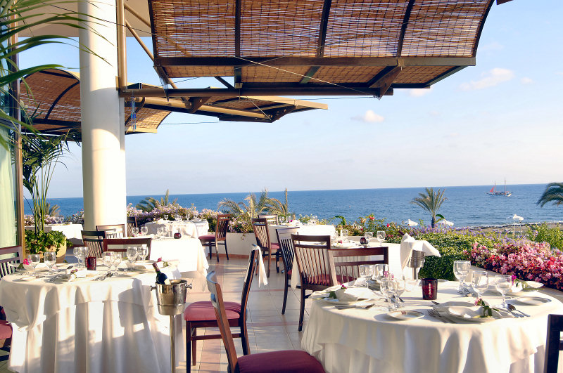 Athena Royal Beach Hotel In Paphos On The Holday Island Of