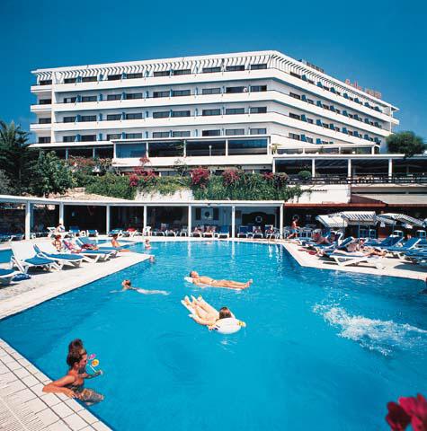 Bella Napa Hotel Swiming Pool Click To Enlarge This Photograph