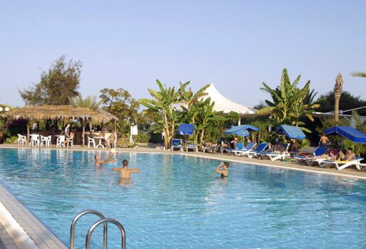 Crystal Springs Beach Hotel Pernera Zypern
