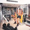 Elias Beach Hotel Gym, click to enlarge this photograph