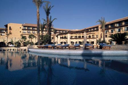 Elysium Beach Hotel Paphos Cyprus