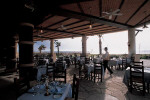 The Mediterraneo Restaurant at the Elysium Beach Hotel. Click to enlarge this photograph.