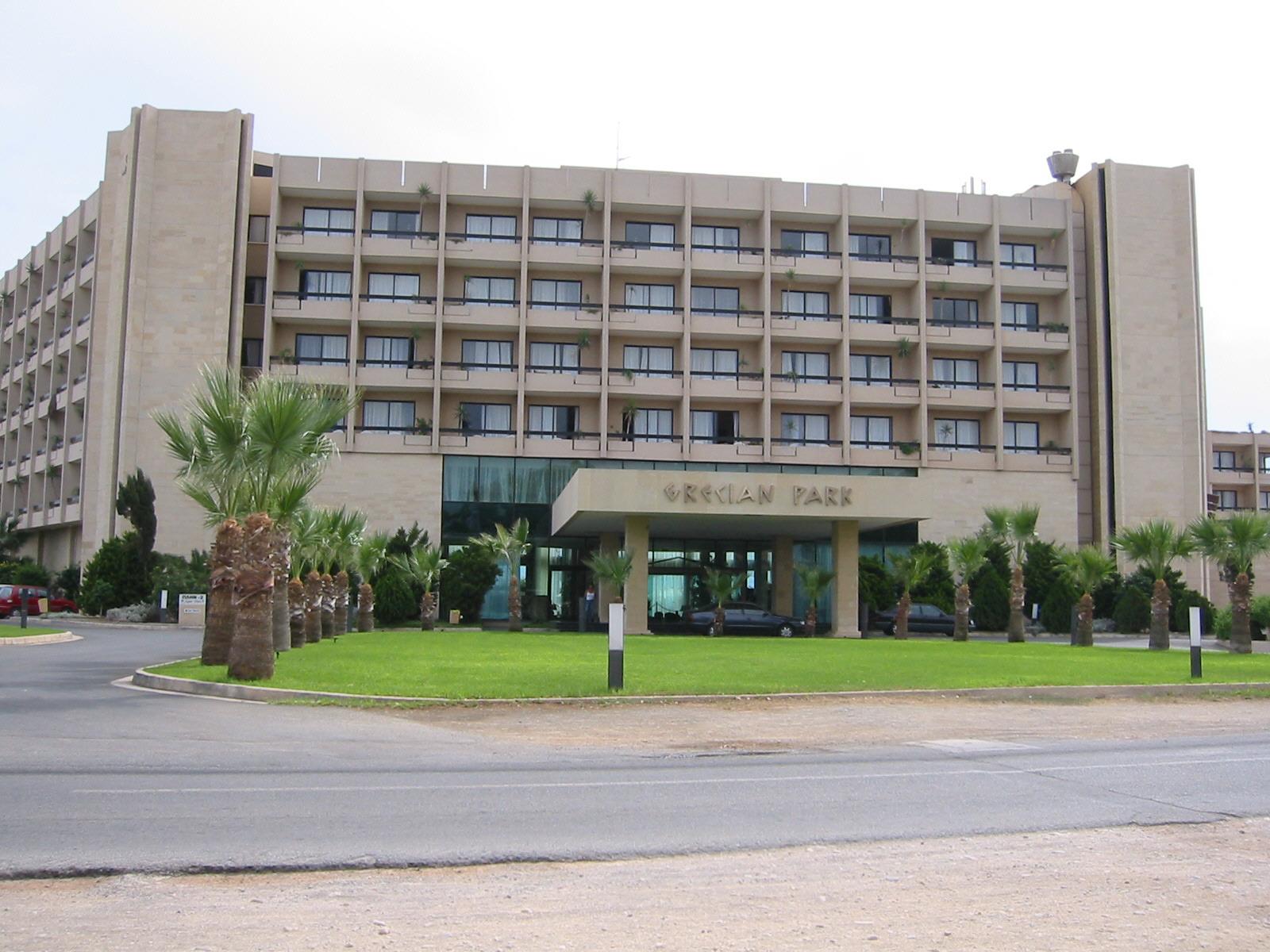 Grecian Park Hotel Zypern
