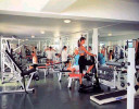Work out at the Gym at the Grecian Park Hotel, Cape Greco, Protaras