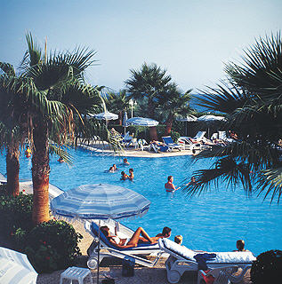 Hawaii Grand Hotel and Resort in Limassol on the island of Cyprus