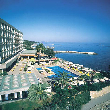 Holiday Inn Hotel Limassol Cyprus