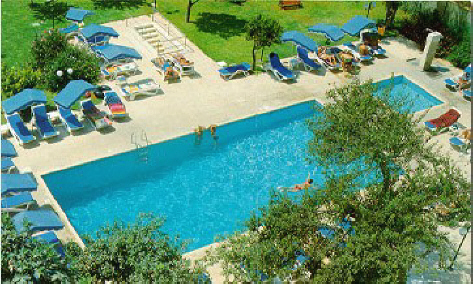 Jasmin Hotel Apartments In Limassol