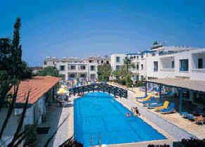 Kefalonitis Hotel Apartments Paphos