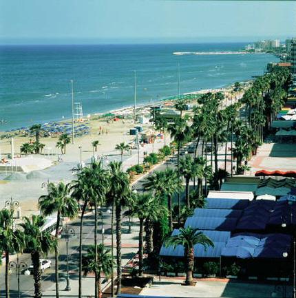 Sun Hall Hotel Larnaca Cyprus