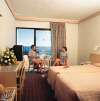 Ledra Beach Hotel Bedroom, click to enlarge this photograph