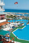 Lordos Beach Hotel Swimming Pool. Click on to enlarge this photograph