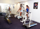 Work Out in the Nelia Hotel Gym