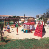 Olympic Lagoon Resorts playground, lots of fun for the Children, click to enlarge this photograph
