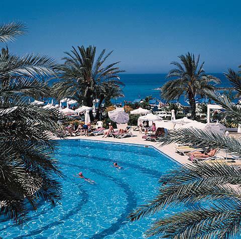 The Pioneer Beach Hotel Paphos