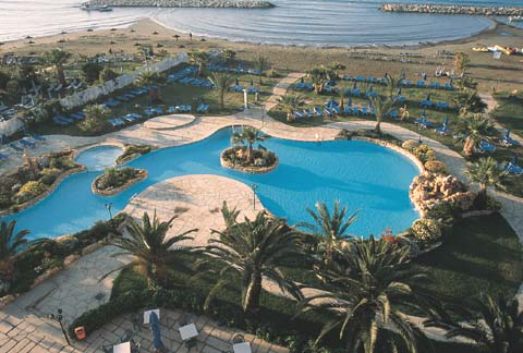Sandy Beach Hotel Larnaca