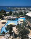 St Raphael Swimming Pool and Pool Bar, 5 star quality facilities at one of Limassols finest hotels, click to enlarge this photograph