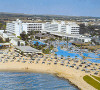 The Adams Beach Hotel is located on one of the most popular sandy beaches in Ayia Napa, Nissi Beach. The hotel offers a good selection of facilites for all ages as well as a variety of comfortable bedrooms