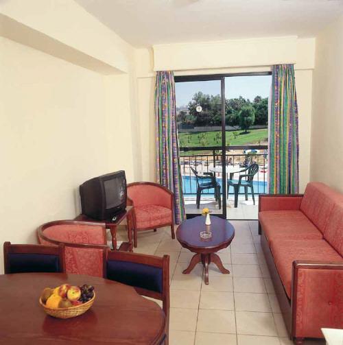 Tsokkos Gardens Hotel Apartments Protaras