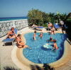 The Vrissiana Childrens Paddling Pool is ideal for children, click to enlarge this photograph