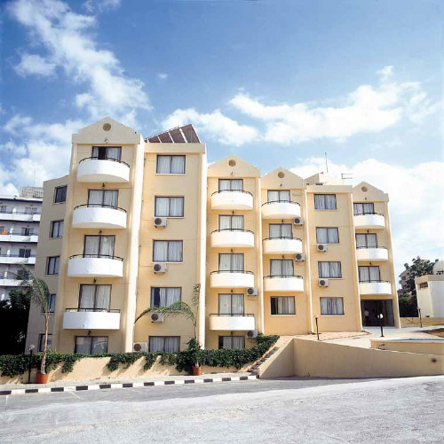 Vryssi Hotel Apartments In The Fig Tree Bay Area Of Protaras. Click To  Enlarge The